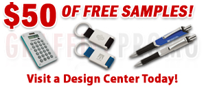 $50 of Free Samples - Visit a Design Center Today!